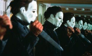 Michael Myers et son couteau dans «Halloween 4»