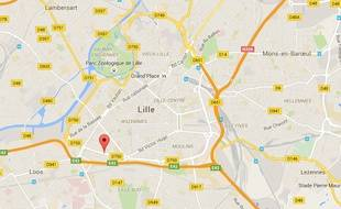 Le boulevard de Metz, à Lille
