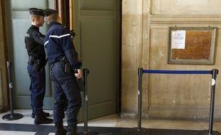 Tribunal correctionnel de Paris. (Illustration)