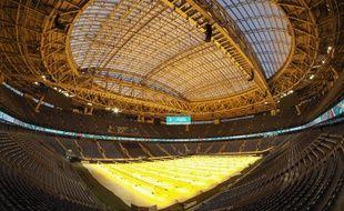 L'Arena de Saint-Petersbourg accueillera quatre matchs de l'Euro 2020