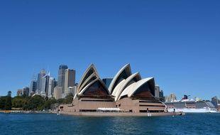 Sydney, le 15 mars 2016.