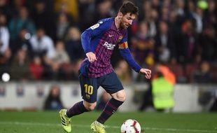 Lionel Messi va défier Manchester United avec le Barça en quart de finale de la Ligue des champions.