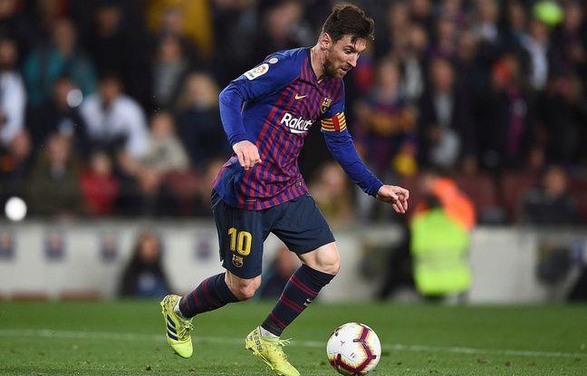 Ligue des champions: Messi rétabli pour en coller trois à Manchester (Dembélé aussi)
