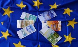 La valeur nominale des pièces et billets en deutschemarks encore détenus par les Allemands, près de neuf ans après le passage à la monnaie unique, atteint environ 6,93 milliards d'euros, a annoncé mercredi la fédération des banques allemands.