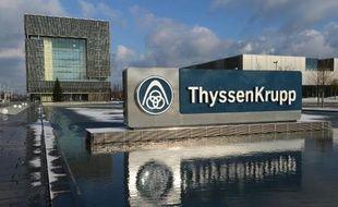 Le conglomérat industriel allemand ThyssenKrupp a réussi à tourner une page de son aventure dans l'acier américain en vendant son usine de l'Alabama (sud), mais son processus de diversification est loin d'être fini.