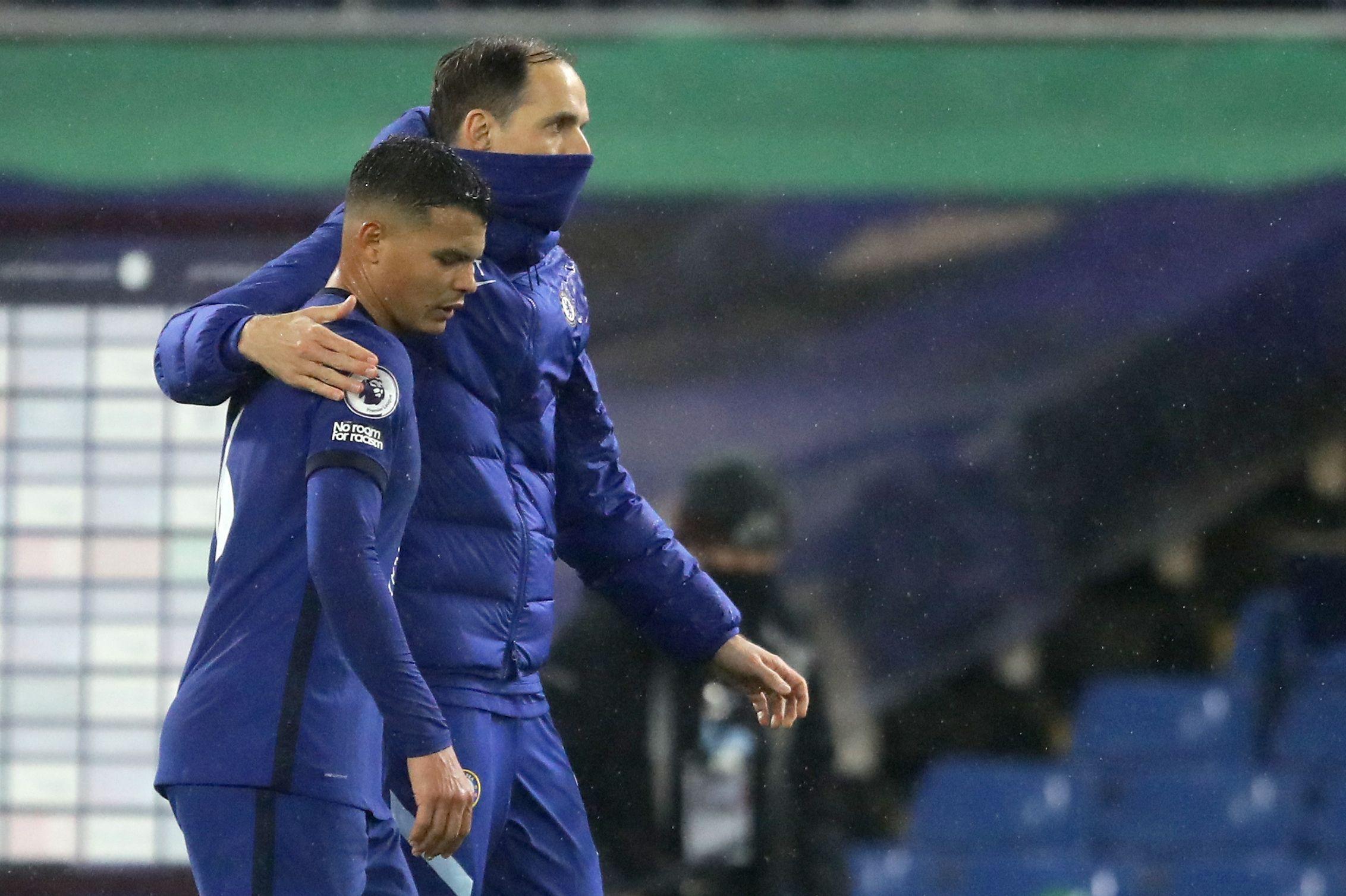 Thiago Silva et Thomas Tuchel vont disputer une deuxième finale de Ligue des champions d'affilée, avec deux clubs différents.