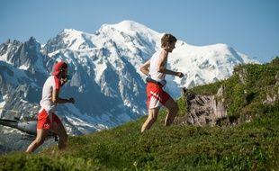Le marathon du Mont-Blanc va réunir environ 7.000 participants entre ses nombreuses courses de vendredi à dimanche.