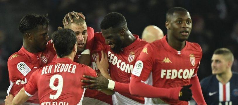 Les Monégasques ont réalisé leur meilleur match de la saison face au PSG dimanche soir.