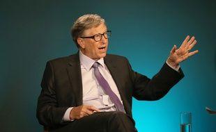 Bill Gates, le 13 novembre 2019 à Seattle.