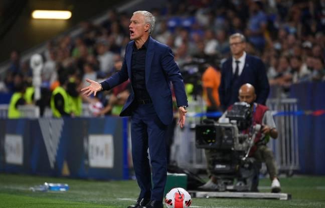 Didier Deschamps a peut-être trouvé la bonne formule, contre la Finlande (2-0), pour exploiter au mieux la relation technique désormais évidente entre Antoine Griezmann et Karim Benzema. FRANCK FIFE