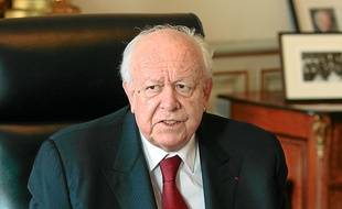 Jean-Claude Gaudin est maire de Marseille depuis 18 ans.