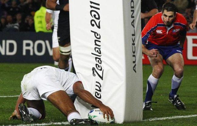 Rugby craig joubert a vol le match selon les bleus - Arbitre finale coupe du monde rugby 2011 ...