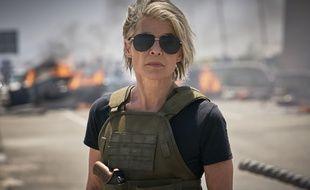 Linda Hamilton is back en Sarah Connor dans «Terminator: Dark Fate», sixième film de la saga mais suite directe de «Terminator 2»
