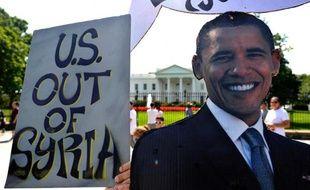 La campagne lancée par Barack Obama pour convaincre le Congrès de donner son feu vert à des frappes en Syrie entre mardi dans le vif du sujet, avec l'audition au Sénat du secrétaire d'Etat John Kerry et du chef du Pentagone Chuck Hagel.