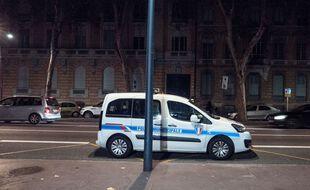 Une patrouille de la police municipale de Toulouse.