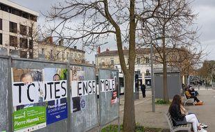 A Bordeaux, seule une femme est candidate aux municipales 2020.