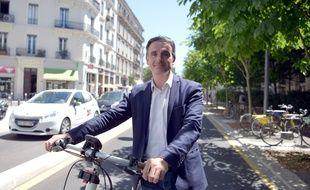Eric Piolle est le maire EELV de Grenoble depuis 2014.