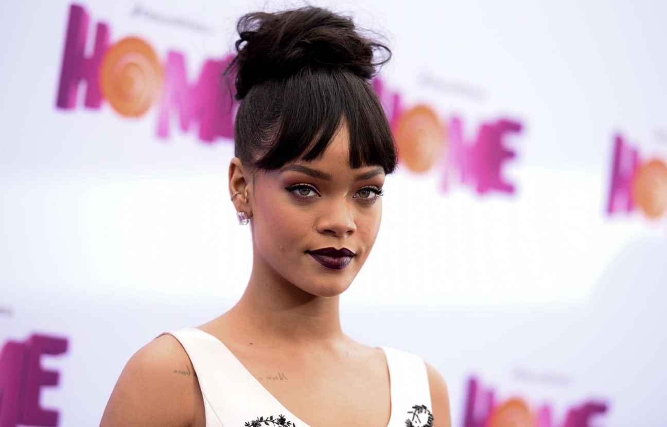Rihanna d ment avoir sniff de la coca ne coachella l impressionnant avant apr s de heidi klum - Rihanna avant apres ...