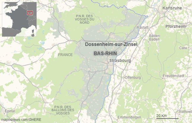 Dossenheim-sur-Zinsel, Alsace, Bas-Rhin