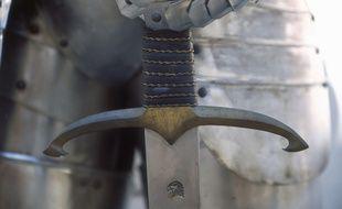 Illustration d'une épée