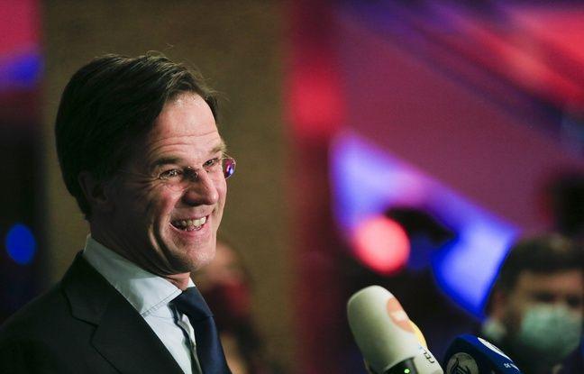 648x415 vainqueur legislatives 17 mars 2021 premier ministre neerlandais mark rutte va enchainer 4e mandat