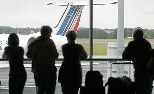 L'aéroport a battu des records cet été.