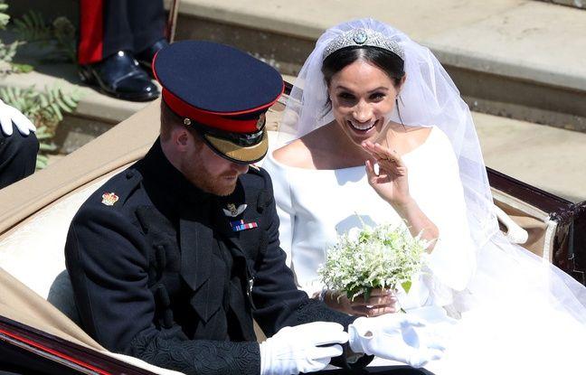 VIDEO. Le prince Harry et Meghan Markle fêtent leur un an de mariage avec des photos inédites