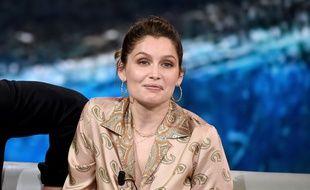 Laetitia Casta à Milan le 7 avril 2019.