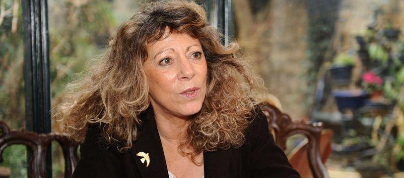 Barbara Cassin, philologue et philosophe francaise.