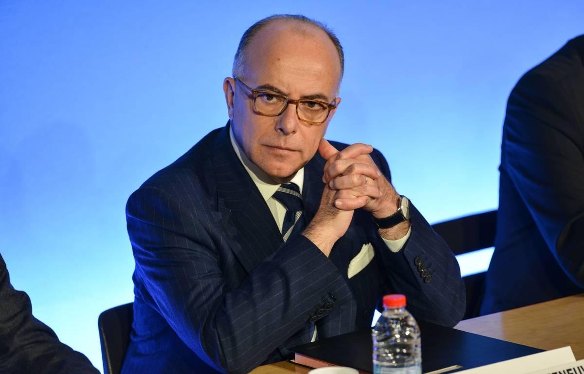 Le Premier ministre Bernard Cazeneuve à Pessac (Gironde) le 9 décembre 2016 –  UGO AMEZ/SIPA