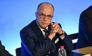 Le Premier ministre Bernard Cazeneuve à Pessac (Gironde) le 9 décembre 2016