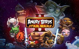 Un visuel de «Angry Birds Star Wars 2», qui sort le 19 septembre 2013.