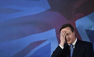 David Cameron moqué pour s'être trompé d'équipe de foot.