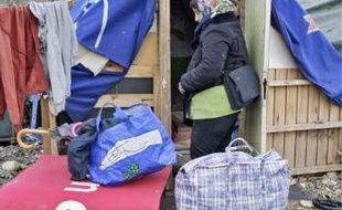 Onze ménages du bidonville ont été relogés, les autres ne savent pas où aller.