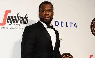 50 Cent en septembre 2016 à New York
