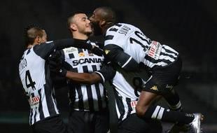 Tout réussit à Sunu, Angoula et les Angers depuis le début de la saison 2015-2016 de Ligue 1.
