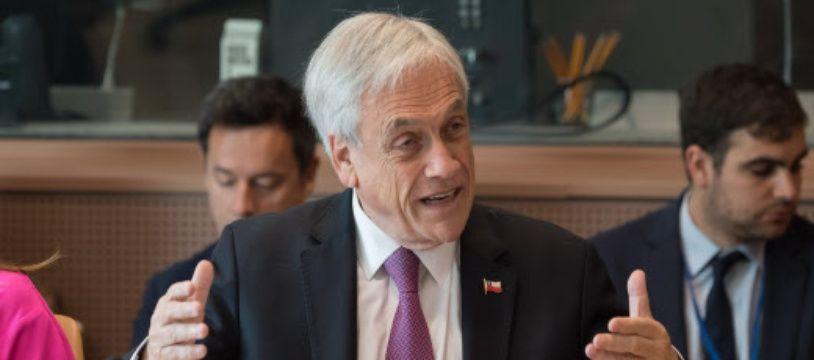 Le président du Chili, Sebastian Pinera. (archives)