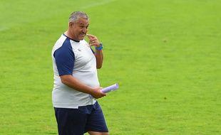 Christope Urios, le nouveau manager de l'UBB.