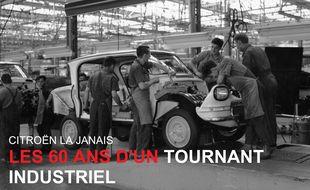 Citroën La Janais, les 60 ans d'un tournant industriel