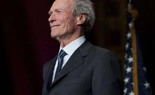 Clint Eastwood à Los Angeles, le 8 décembre 2011