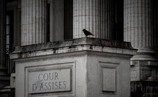 La cour d'assises de Lyon, où était jugé Rachid Belayati.