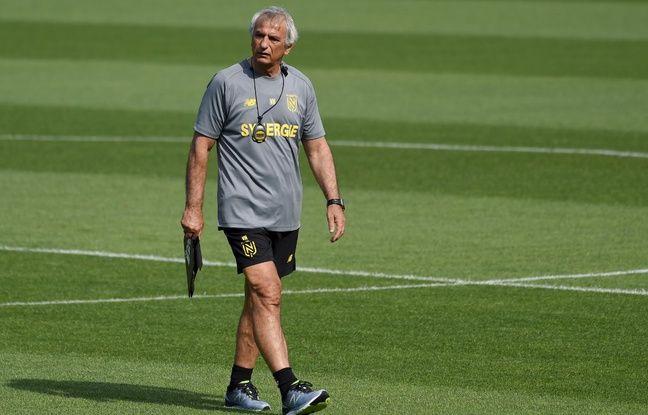 FC Nantes: Kita «confirme» coach Vahid lors d'une réunion au sommet ce vendredi