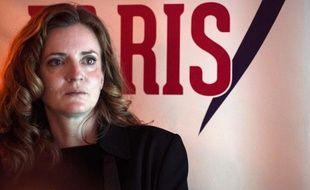 La candidate UMP à la mairie de Paris Nathalie Kosciusko-Morizet a suspendu jusqu'à lundi sa campagne, son père ayant eu un accident vasculaire cérébral (AVC), a-t-on appris mercredi par un message de son entourage.
