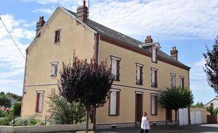 Un octogénaire a été séquestré pendant plus d'un an dans cette maison d'Arrou, en Eure-et-Loir.