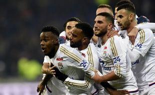 Maxwell Cornet et les Lyonnais sont les premiers à avoir battu le PSG, le 28 février 2016.