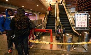 L'explosion a eu lieu dans un centre commercial de Bogota.