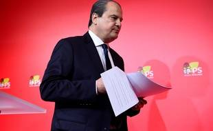Jean-Christophe Cambadélis, le 24 avril 2017, à Paris.