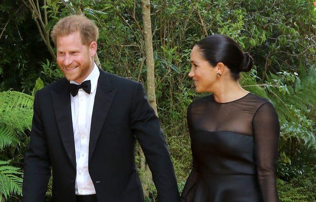 VIDEO. Le prince Harry et Meghan Markle ont commencé leur tournée en Afrique du Sud