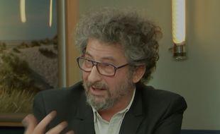 Radu Mihaileanu au débat de l'ARP