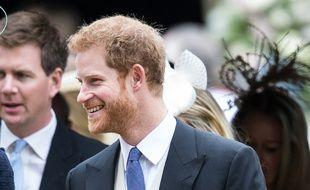 Le prince Harry au mariage de Pippa Middleton